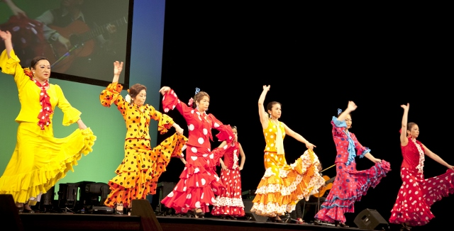 2011. 6.11 イベント 教育文化会館大ホール